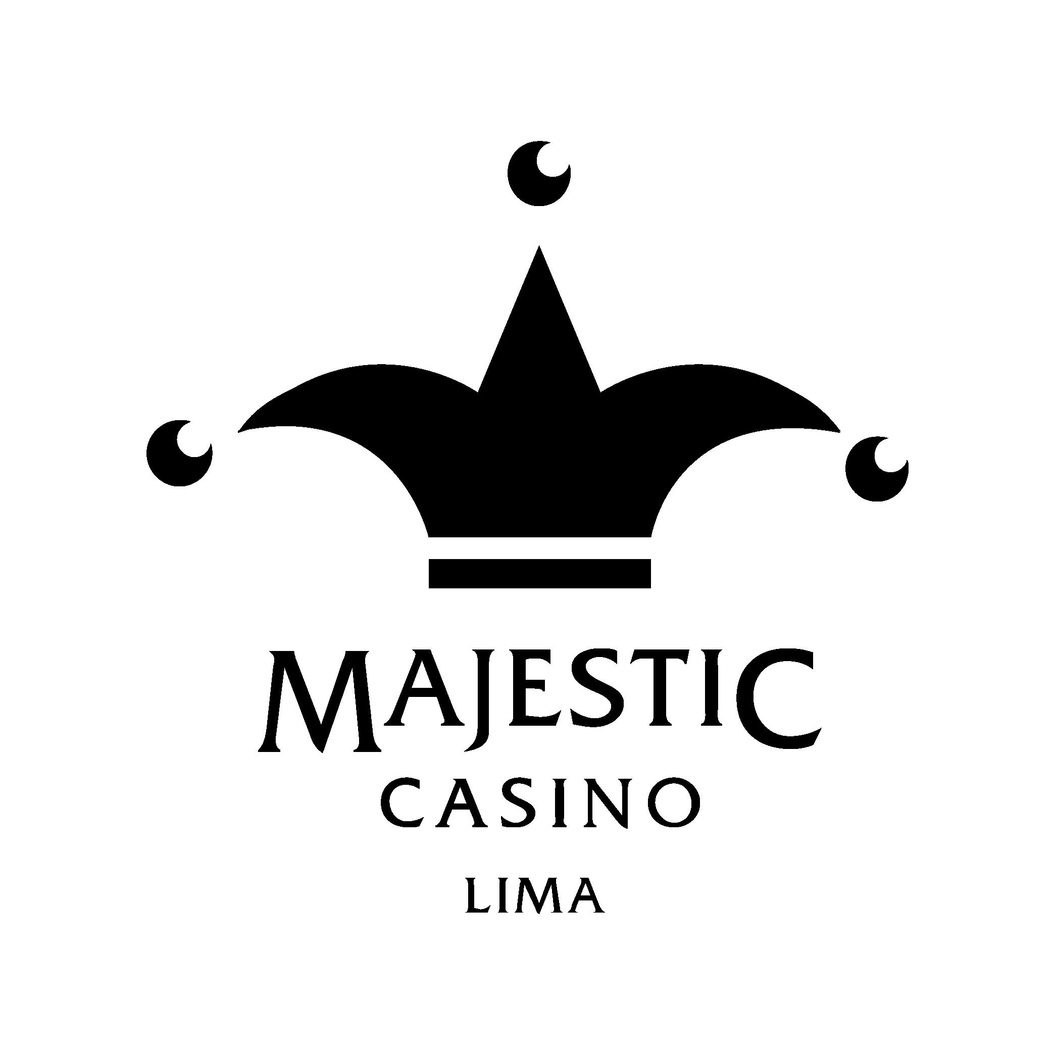 Logo Majestic Casino Lima Perú