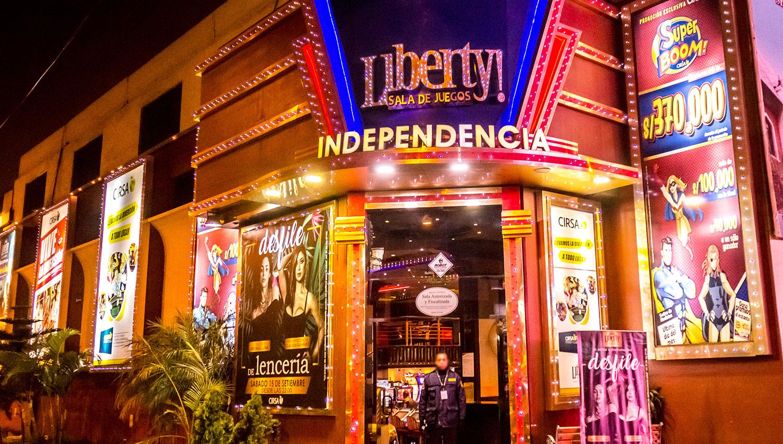 Liberty Independencia